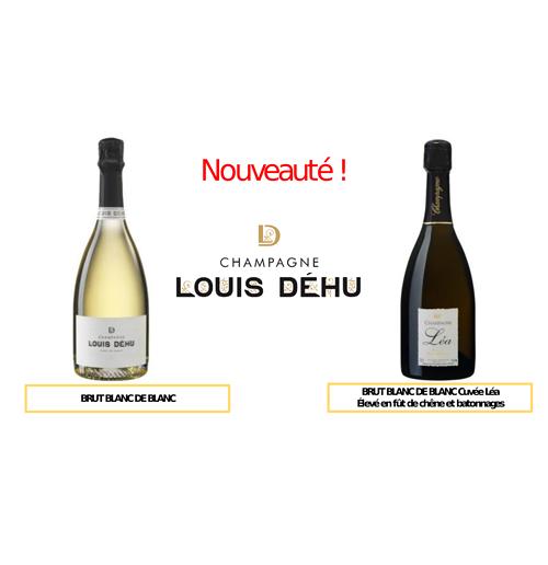 Nouveau : champagne Louis Déhu 0